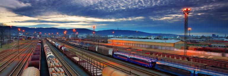 ЖД транспорт в ВЭД. Особенности и преимущества